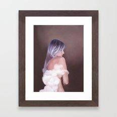 night shade Framed Art Print