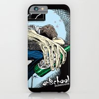 artist hard at work iPhone 6 Slim Case