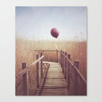 Secret Destinations Canvas Print
