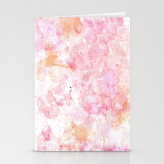 Les Fleurs Stationery Card