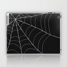 SPIDERWEB SPOOKNESS Laptop & iPad Skin