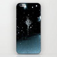 WHITEOUT : Wintree iPhone & iPod Skin