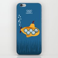 Olympics #4 iPhone & iPod Skin