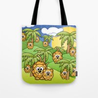 Little Lions. Tote Bag