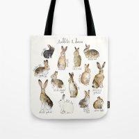 Rabbits & Hares Tote Bag