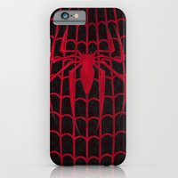 iPhone Cases featuring Miles Morales Ultimate Spider-Man by Some_Designs