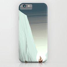 Ice Field & Ship iPhone 6 Slim Case