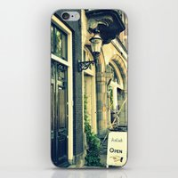 Open iPhone & iPod Skin