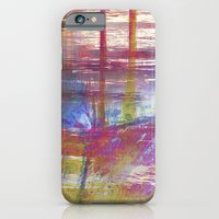 Textural Mountains iPhone 6 Slim Case