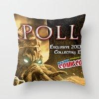 Apollo - NYCC 2013 Exclusive Throw Pillow
