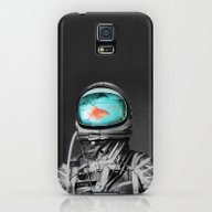 iPhone & iPod Case featuring Underwater Astronaut by Budi Kwan