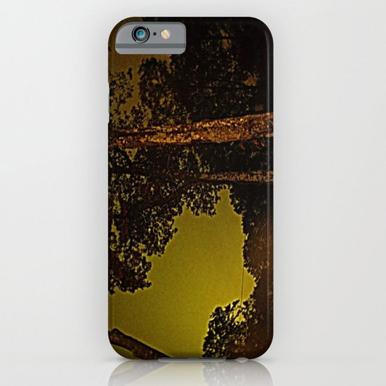 Blackened October Sunfall iPhone & iPod Case