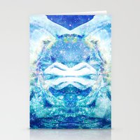 Arctic Void Stationery Cards
