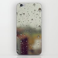 Drops. iPhone & iPod Skin
