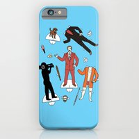 Cut It Out: Ron Burgundy iPhone 6 Slim Case