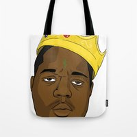 Mo' Money Mo' Problems Tote Bag