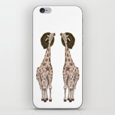 Star Giraffe iPhone & iPod Skin
