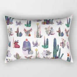 Rectangular Pillow - CACTUS CHRISTMAS!!!  - franciscomffonseca