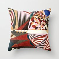 It's Not What You Think Throw Pillow