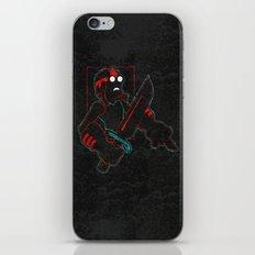 Goggles iPhone & iPod Skin