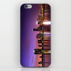 Miami Skyline iPhone & iPod Skin