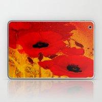 FLOWERS - Mellow Yellow Laptop & iPad Skin