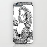 iPhone & iPod Case featuring Fashion)  by VitaliGisko
