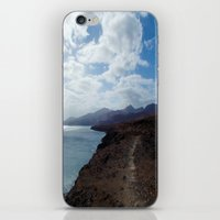 Los Ajaches, Lanzarote iPhone & iPod Skin