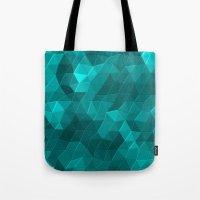 Kaleidoscope Series Crystal Tote Bag