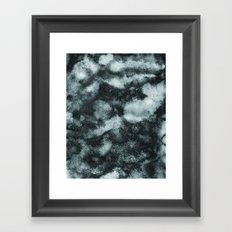 Watercolor textures Framed Art Print