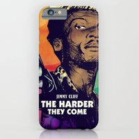 The Harder They Come iPhone 6 Slim Case