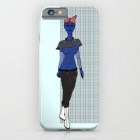 Galactic Street Queen; Martian Babe iPhone 6 Slim Case