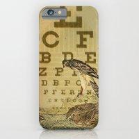 Eye Chart I iPhone 6 Slim Case