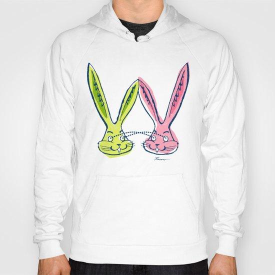 Atomic Rabbits Hoody