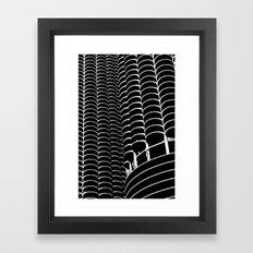 URBAN ABSTRACT Framed Art Print