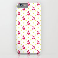 Dots And Cherries iPhone 6 Slim Case