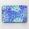 Octopus pattern iPad Case