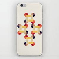 'round and 'round  iPhone & iPod Skin