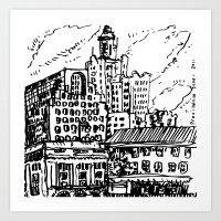Providence Art Print