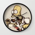 Simpson & C. A. K. E. Wall Clock