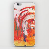 iPhone & iPod Skin featuring Love Prevailed by Angela Mayotte