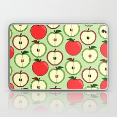 Green And Red Apple Patt… Laptop & iPad Skin