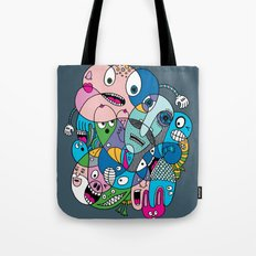 Incredulous Stare Tote Bag