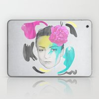 The Queen Of Digression Laptop & iPad Skin