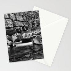 Waterfall Mono Stationery Cards