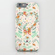 Nature pattern Slim Case iPhone 6s