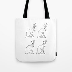 The Probability Magnet Tote Bag