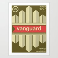 vanguard single hop Art Print