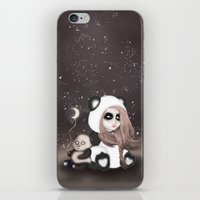 Find the place you call home among the stars iPhone & iPod Skin