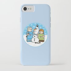 Want to Build a Snowman? Slim Case iPhone 7